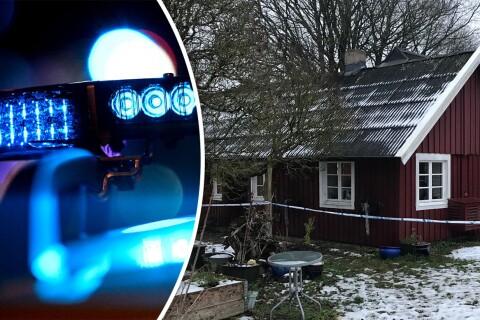 Par i 70-årsåldern utsatta för väpnat rån i sitt hem – bands fast och pistolhotades
