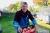 Claes Mark ångrar inte att han bestämde sig för att satsa på äppöen för sex år sedan.