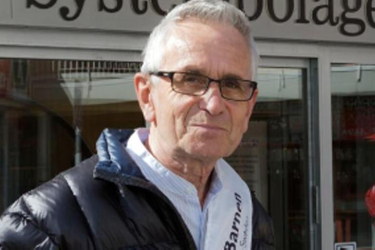 Lars-Göran Hansson (M) lämnar uppdrag.
