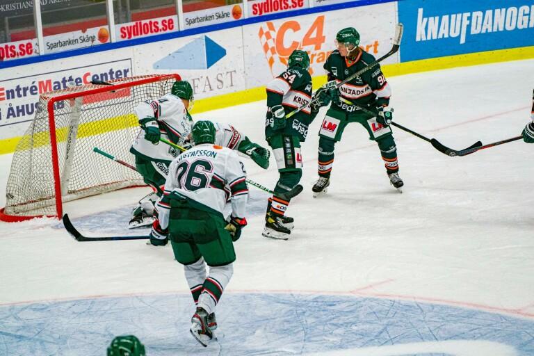 TV: Se träningsmatchen mellan Tingsryd och Kristianstad