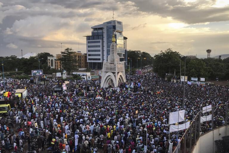 Sverige återupptar bistånd till Mali