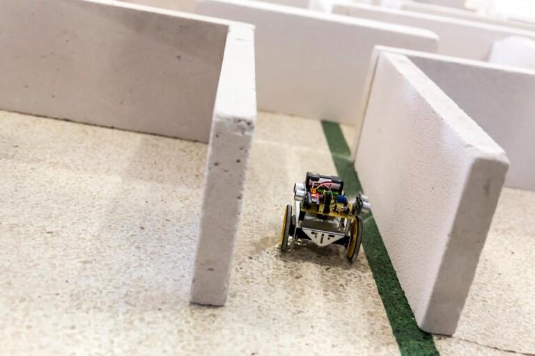 Robotprogrammering med ExperimentExpressen