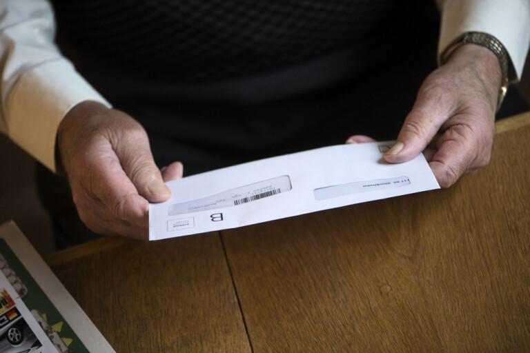 Varnar för falskt covid-brev
