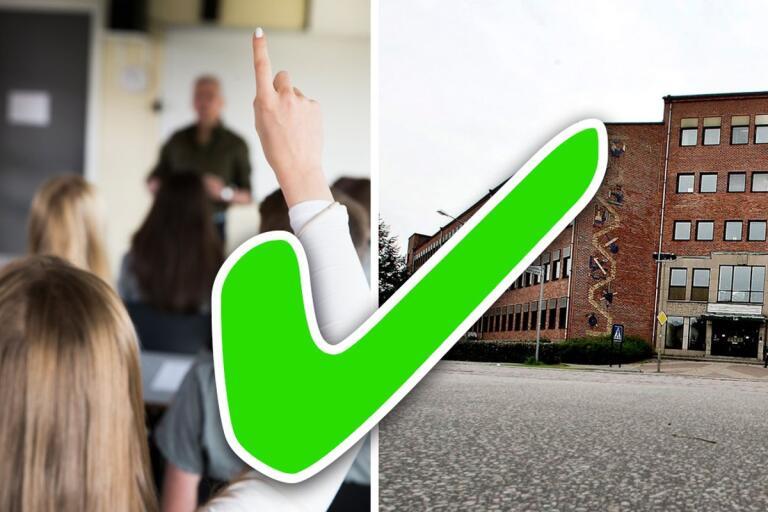 """Skolbeskedet välkomnas i Borås: """"Ett viktigt beslut"""""""