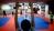 Tio barn ville testa taekwondo på sportlovets andra dag.