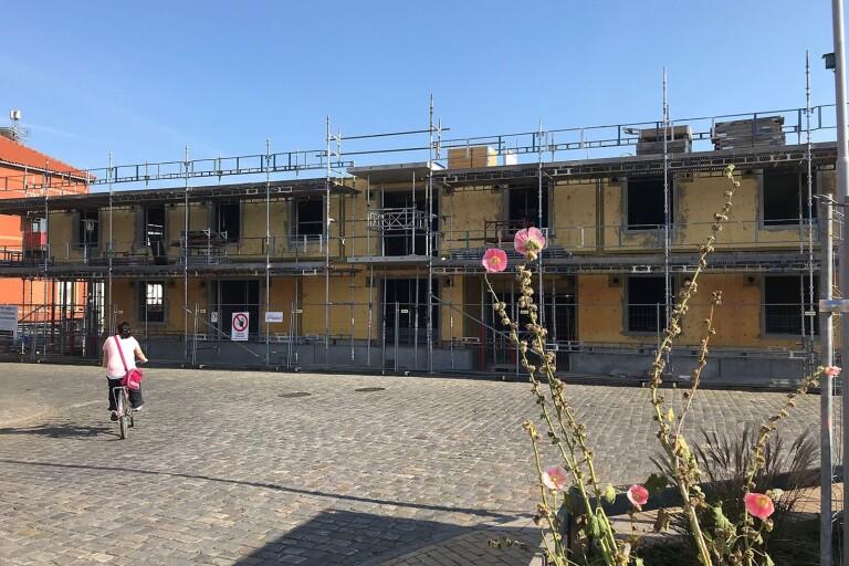 460 nya bostäder på gång