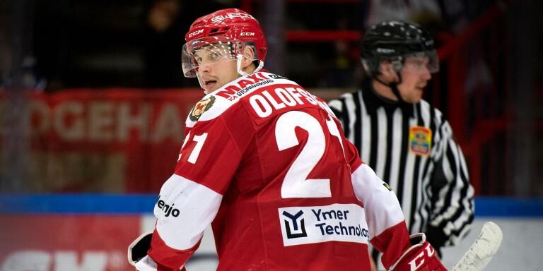 Troja-Ljungby fick spela mycket i offensiv zon