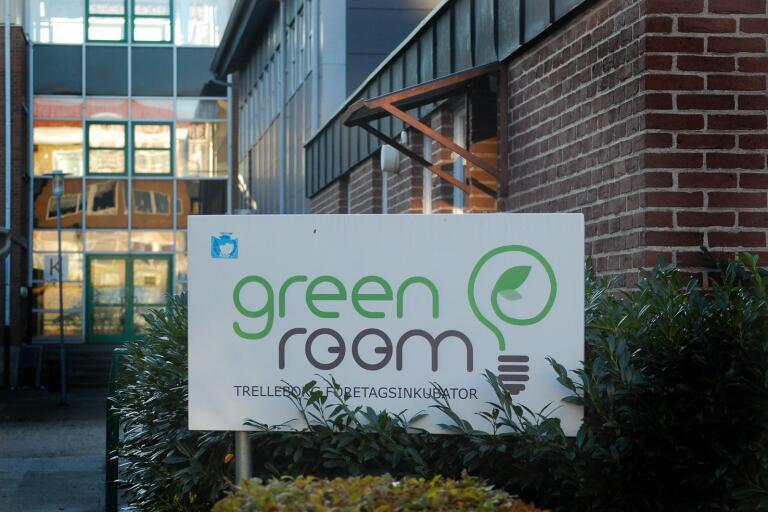 Företagsinkubatorn Green Room har de senaste åren huserat på Söderslättsgymnasiet. Men inte länge till.