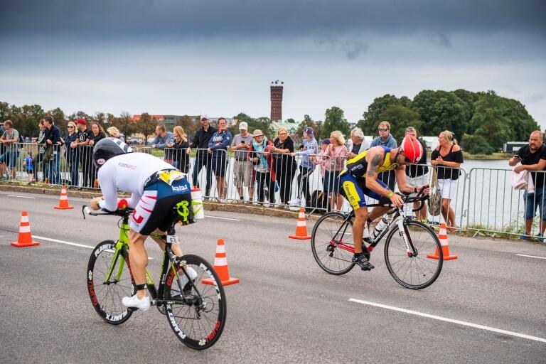 Kalmar: Tävlande ger höga betyg till Ironman