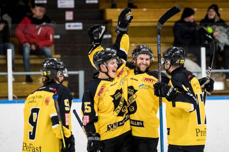 Bara vinnare när Sölvesborgs IK förlorade