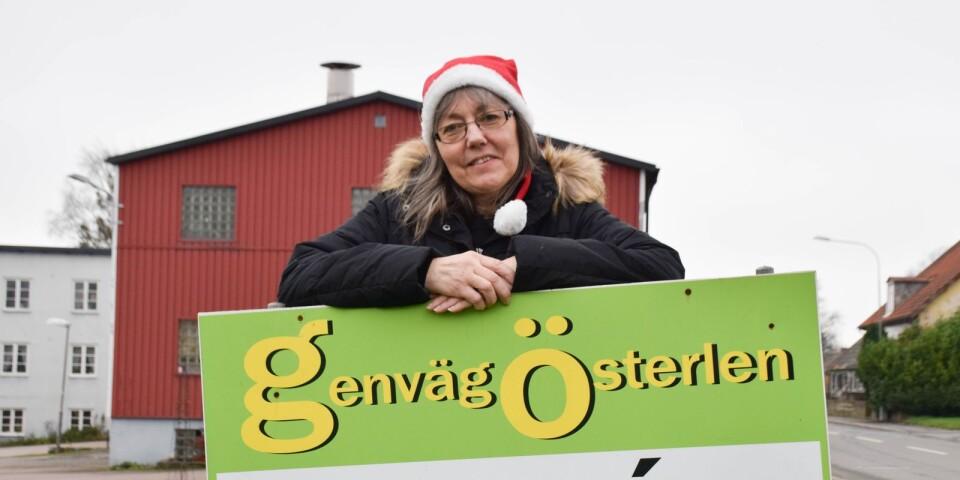 """""""Vår ambition är att alla ska kunna hitta något som de gillar längs vägen"""" säger Anki Magnusson på ML BorstTeknik om nätverket Genväg Österlens hJularunda."""