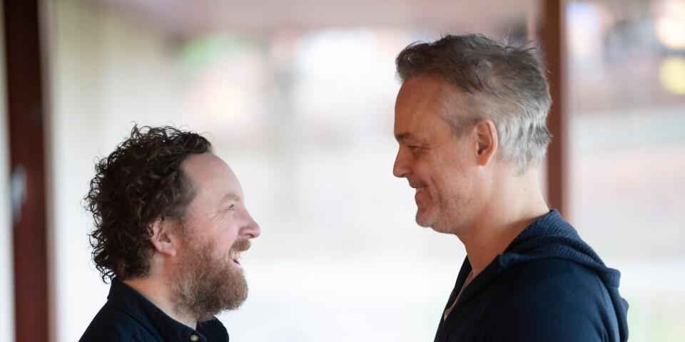 "Uje Brandelius: ""Har gjort mitt livs film"""