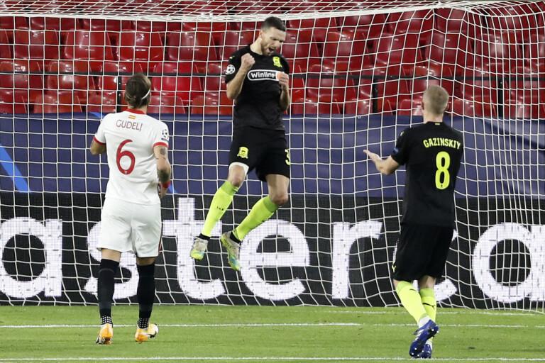 United förlorade – Berg segerskytt