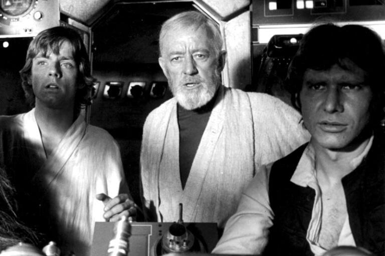 Moderator: En djupdykning i arkivet på jakt efter Star Wars