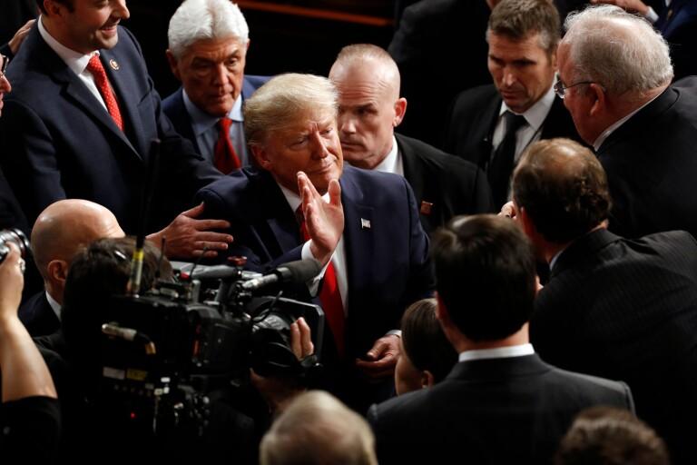 """Ledare: """"Donald Trump fortsätter att ljuga"""""""