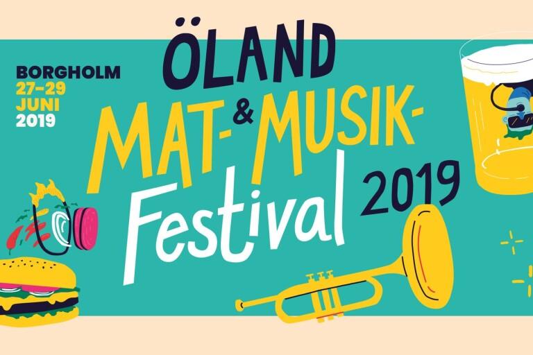 Här är den nya satsningen – Öland Mat & Musikfestival