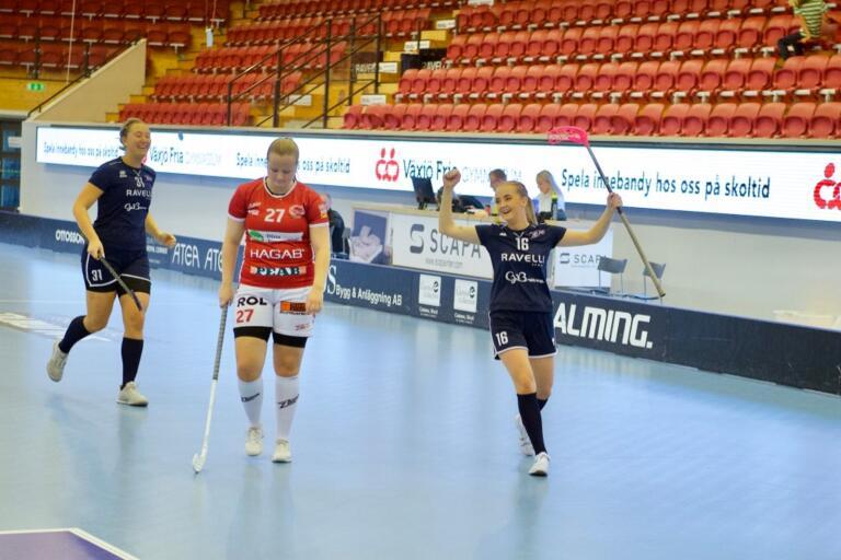 Emilia Lindgren lämnar Växjö Vipers och är klar för Craftstaden.