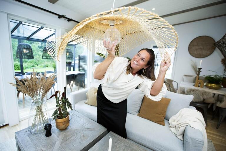 Maria Wester gör företag av sitt inredningsintresse