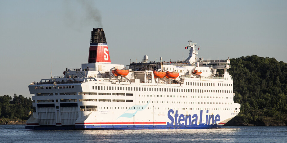 Under måndagen meddelades att Stena Line varslar 950 medarbetare om uppsägning. Arkivbild.