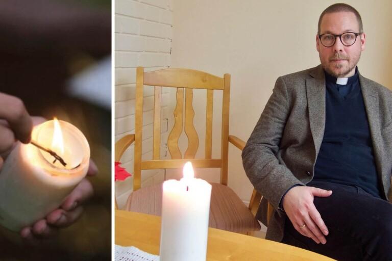 Allhelgonahelgen blir annorlunda i Högsby pastorat i år