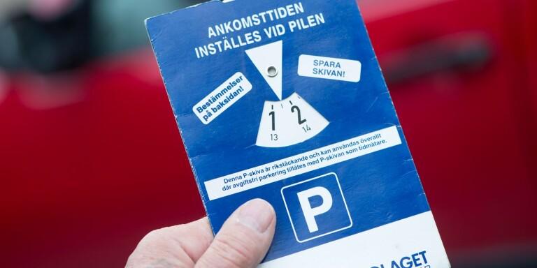 Gör om och gör rätt med parkeringarna