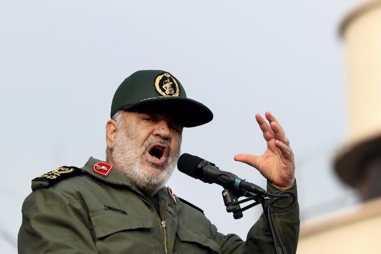 Iran lovar riktad hämnd för toppgenerals död