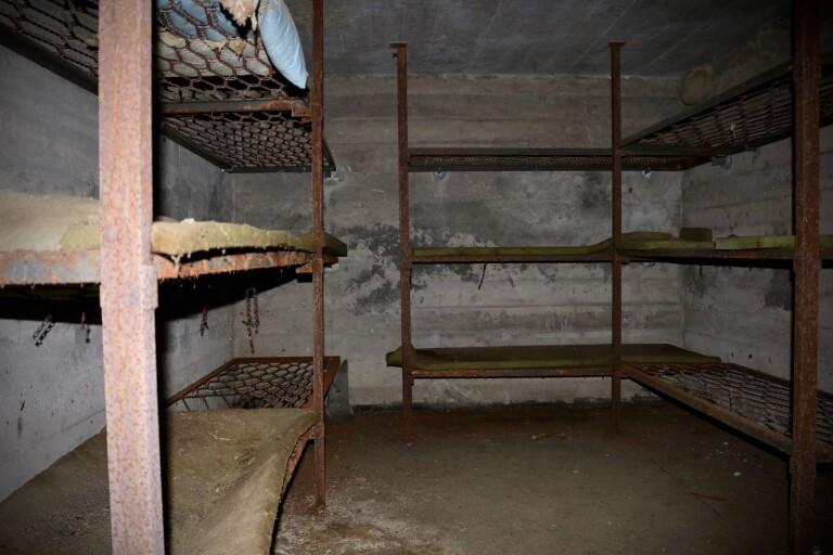 Den öländska bunkern från andra världskriget