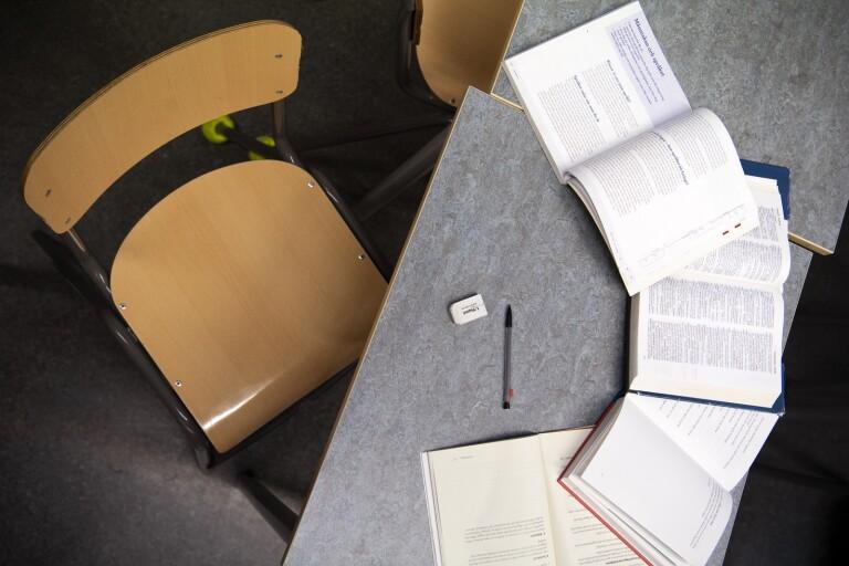 Rekordmånga elever behöriga till yrkesprogram