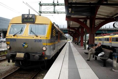 Tågen mellan Borås och Göteborg rullar igen