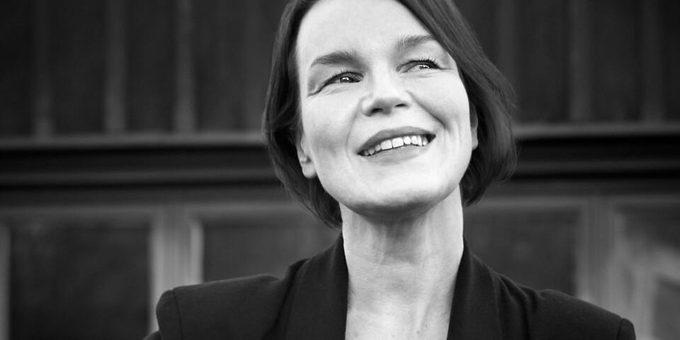 Musikerna Anna Järvinen bokdebuterar.