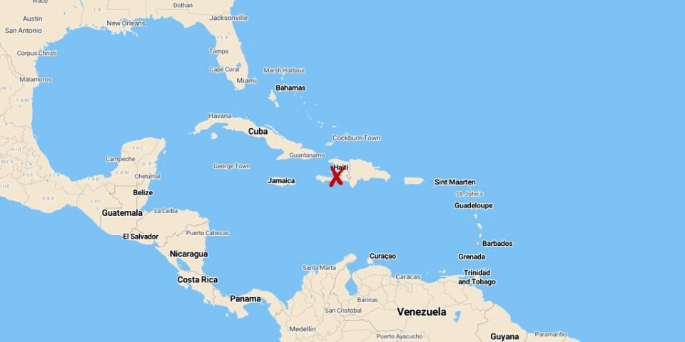 Minst 15 barn har dödats i en brand som utbröt på en institution för föräldralösa i Haiti, enligt en lokal domare.