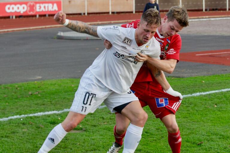 Sonny Karlsson missar helgens avgörande match mot Oddevold.