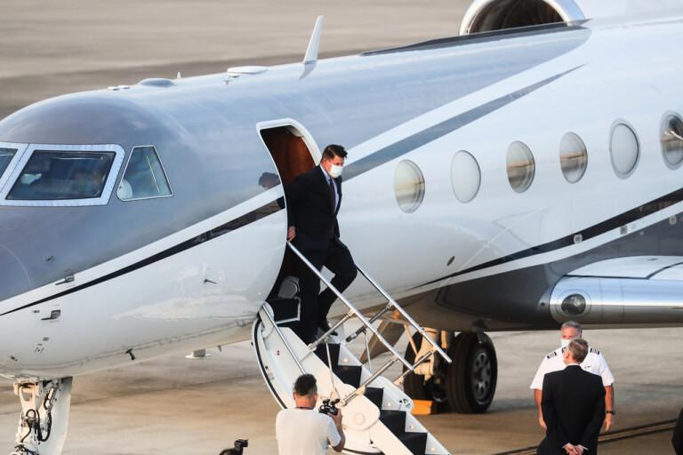 """USA: Kinesisk flygövning är """"vapenskrammel"""""""