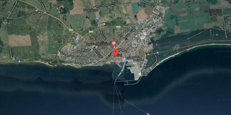 100 kvadratmeter stort kedjehus i Ystad sålt till ny ägare