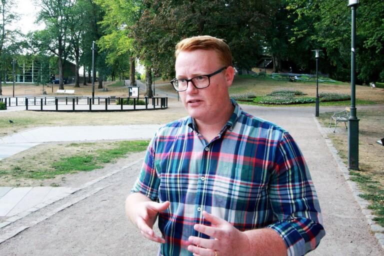 Stefan Lindborg vill ha verksamheten på plats redan under nästa år.