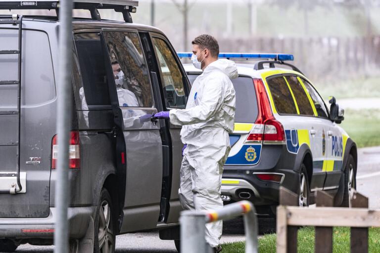 Man funnen död i Malmö — misstänkt mord