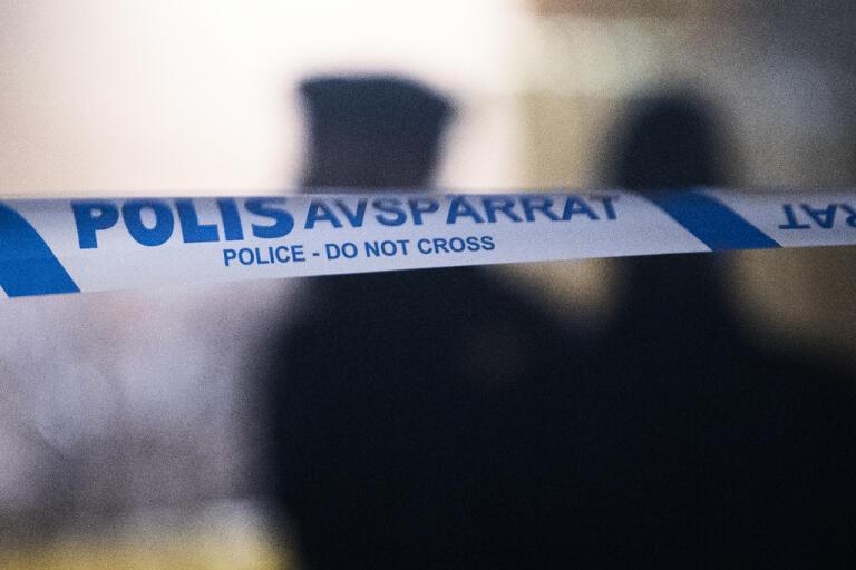 Ett misstänkt farligt föremål hittades vid Rådhustorget i Landskrona, men det visade sig vara ofarligt. Arkivbild.