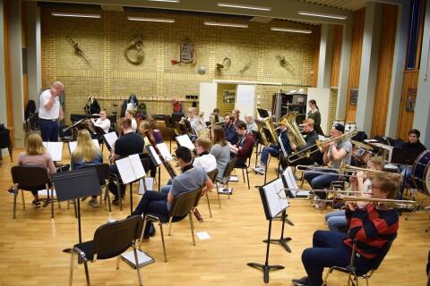 Ungdomsorkestern söker bilder till jubileum