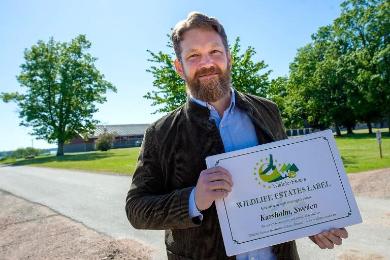 22 miljoner för Blekingeskog - köps av Skånegods