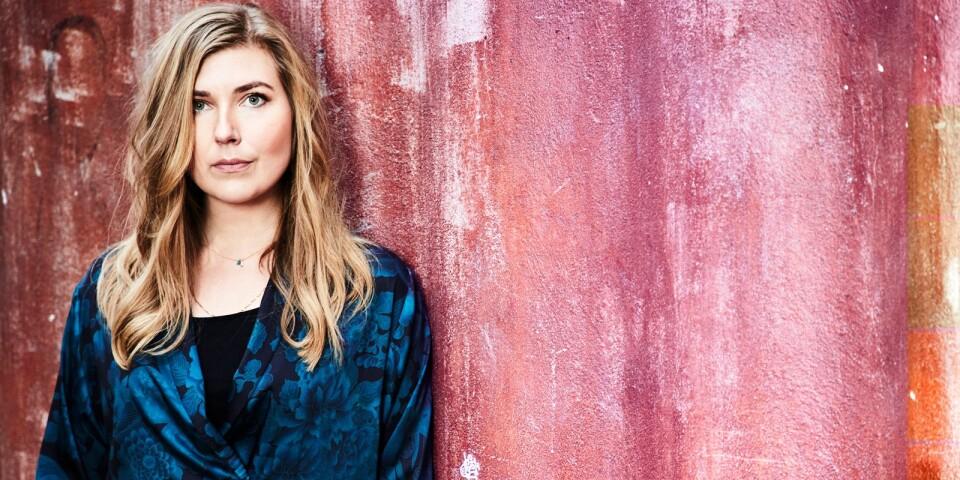 Emma Ångström.