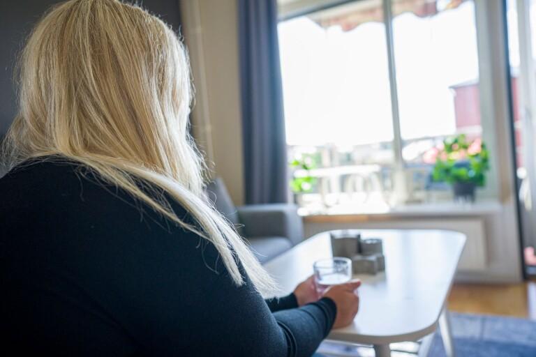 """Hon var nära att dödas av sitt ex: """"Har varit tyst så länge"""""""