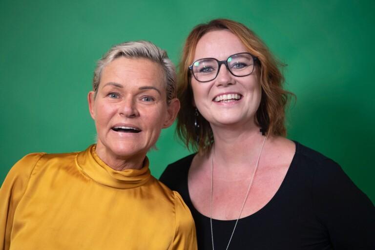 """Skatan och Marchal: """"Kåta Åke och kycklingen"""""""