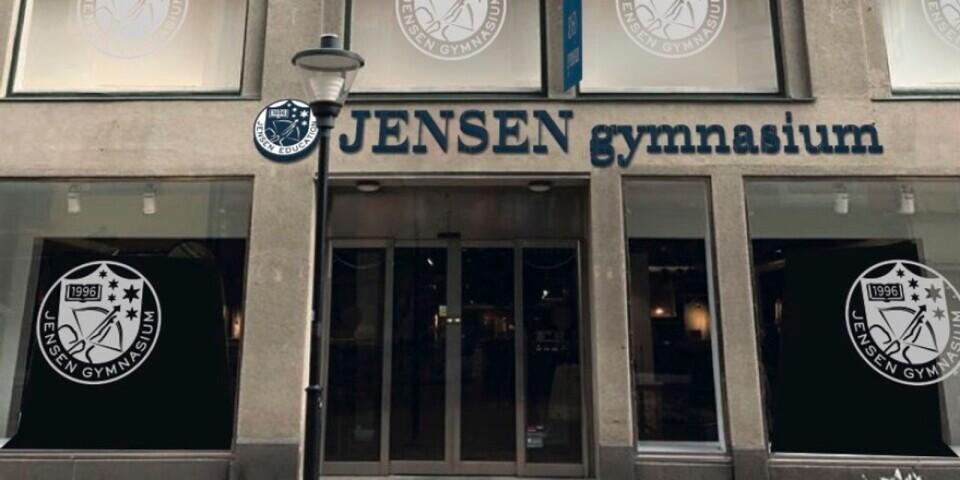 Jensen Education is opening in Kristianstad.