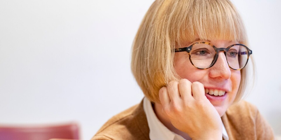 Kristina Ohlsson, från Kristianstad, har under de senaste tio åren blivit en framgångsrik författare. Nyligen skrev hon en bok om att skriva.