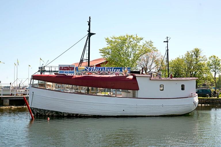 Glassbåten blir fråga för jurist