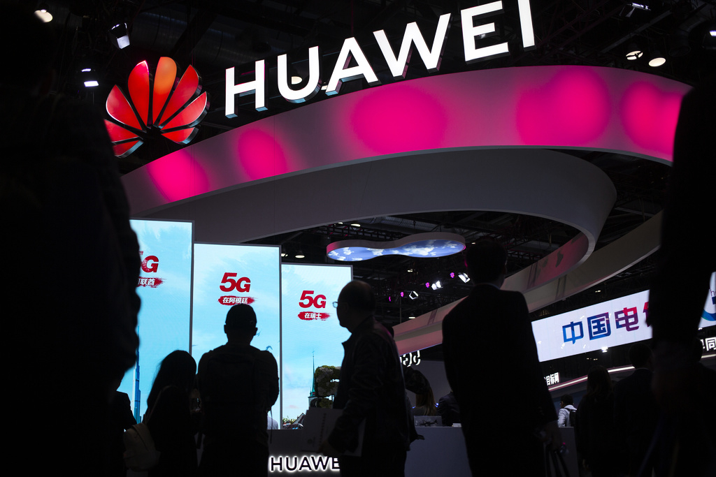 Kina kräver stopp för åtgärder mot Huawei