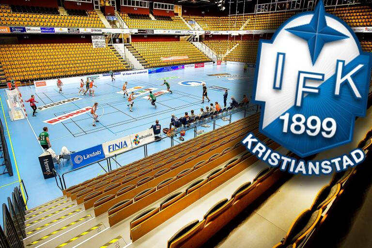 Spel inför tomma läktare, som mot Önnered i mars, är IFK Kristianstads mardrömsscenario i höst.