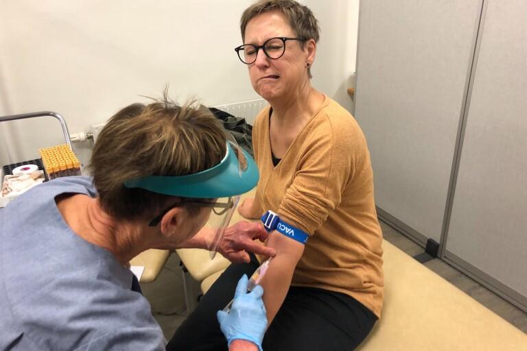 Succéstart för antikroppstester – fullbokat första dagen