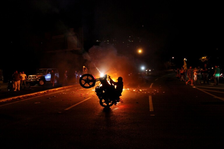 Freda inte tvåhjulingar