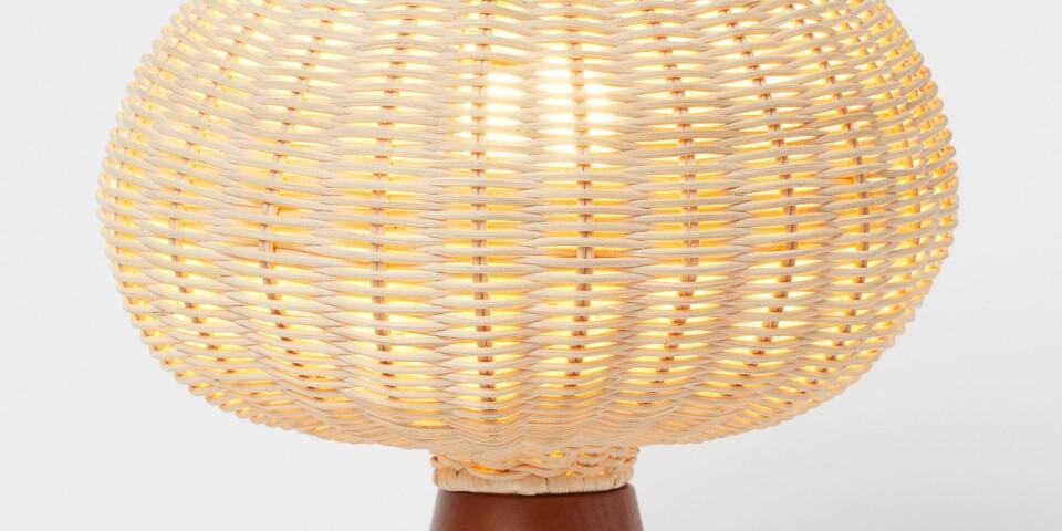 Bordslampa, H&M Home, 699 kr.